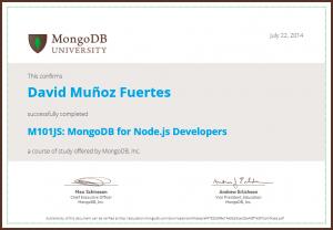MongoDBCert